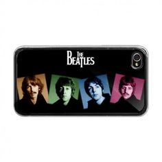 The Beatles 5 iPhone 4 4s  or iPhone 5 case, Price $22.89, free shipping.
