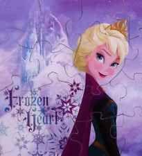 Wooden Puzzle Frozen Elsa Wooden Puzzles, Elsa Frozen, Disney Characters, Fictional Characters, Aurora Sleeping Beauty, Disney Princess, Anime, Handmade, Image