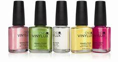 CND Vinylux Nail Polish 0 25 oz 7 3 ml Multiple Colors Part 1 | eBay