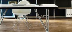 Working I Office I Home I Interior I Furniture I Desktop I Schreibtisch I Klappgestell I Table Rack Pod by System 180 - Design Made in Berlin