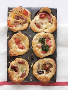 23 Foods You Can Make in a Muffin Tin via @PureWow