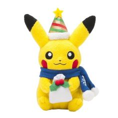 ポケモンセンターオリジナル ぬいぐるみ ピカチュウ クリスマス2013:Amazon.co.jp:おもちゃ