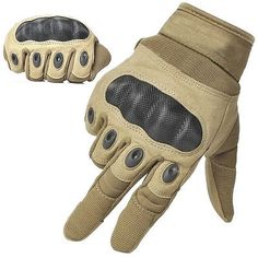New Army Tactical Gloves Outdoor Sport Full finger Combat Glove Motocycle Racing