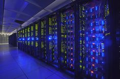 We had some professional shots taken of our east coast facility. Over 100PB of storage in action.