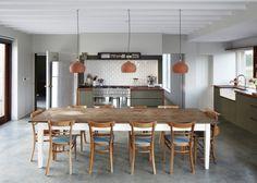 Crédence de cuisine en carrelage : inspirations - Marie Claire Maison