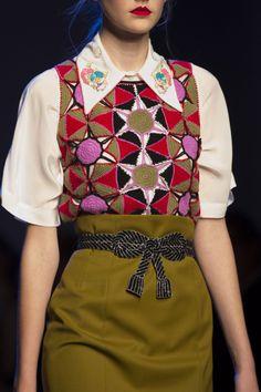 forlikeminded:    Olympia Le Tan - Paris Fashion Week / Spring 2016