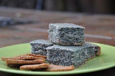 Recipe – Blue Chili Corn Crackers & Baby Blue Almond Corn Bread