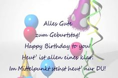 Alles Gute zum Geburtstag ! Happy Birthday Video