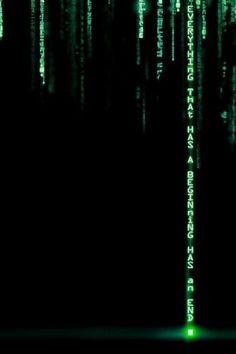 Matrix Code iPhone 5 Wallpaper