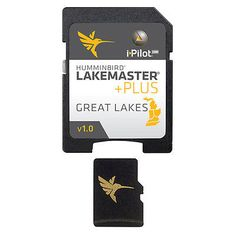 Charts and Maps 179987: Humminbird Lakemaster Plus Chart Great Lakes Edition - Version 1 -> BUY IT NOW ONLY: $149.99 on eBay!
