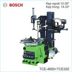 Máy tháo vỏ xe BOSCH TCE-4465+TCE320 S12