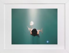 Pool Illumination by Georgia Tankard at minted.com