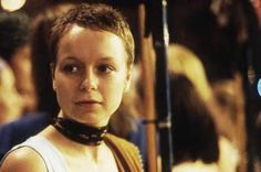 British actress Samantha Morton, who looks so, so, so freaking much like my latest protagonist, Lesley.