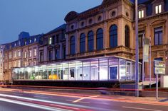 Casino Luxembourg Luxembourg, Multi Story Building, Street View, Museum, Contemporary Art, Modern Art, Museums