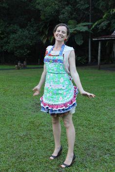 Darleen enjoying Mudgeeraba Qld Poverty In India, Apron, Journey, Board, Women, Fashion, Moda, Fashion Styles, The Journey