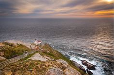 Now a museum piece, the Point Reyes Lighthouse guided ships to safety for more than 100 years.