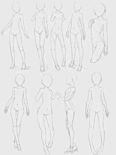 New Drawing Body Poses Anime Sketch 17 Ideas Drawing Body Poses, Drawing Reference Poses, Anatomy Reference, Drawing Tips, Drawing Ideas, Anime Drawing Tutorials, Posture Drawing, Female Pose Reference, Art Tutorials