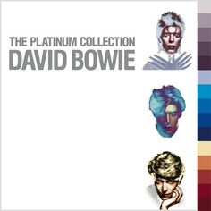 David Bowie - Platinum Collection 3CD