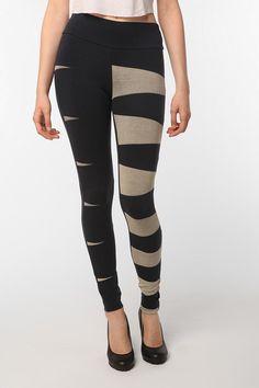 The Furies Split Leg Legging - WANT.