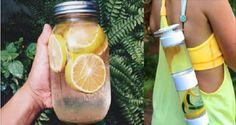 Esta água de mel e limão fez maravilhas para esta mulher e a receita é tão…