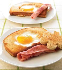 """""""El desayuno es la comida más importante del día"""". - Una buena mamá."""
