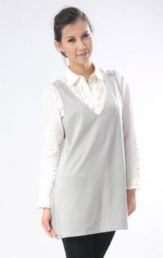 Maternity Clothes, Cotton Camisole with Silver Blend Radiation Shield, One Maternity Size, Color Grey, Ultimate Must Have For Your Pregnancy, Dresses # 8930336 OURSURE.COM. $179.98