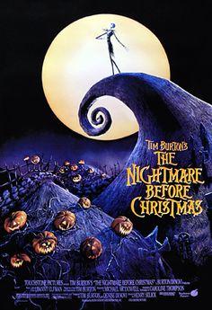 Favorite stop motion movie: The Nightmare Before Christmas (1993)
