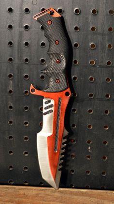 Autotronic Huntsman – Tacticool Knives