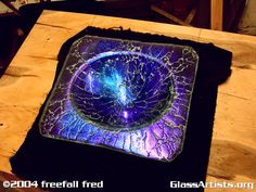 """Fused Glass Art 