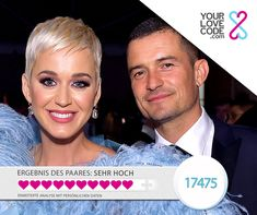 Więcej niż test miłości - Your Love Code Orlando Bloom, Katy Perry, Love Calculator, Love Test, Life Partners, Couple, Dreaming Of You, How To Find Out, Coding