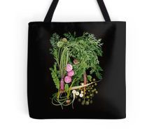 'Rhythm and Roots Veggies' Tote Bag by Ellen Hoverkamp Cotton Tote Bags, Reusable Tote Bags, Skin Case, Poplin Fabric, Order Prints, My Images, Shopping Bag, Classic T Shirts, Iphone Cases
