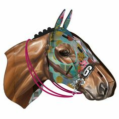 Unexpected Things Eolo racing horse head ornament from the Miho collection. Best Fish And Chips, Deer Decor, Equestrian Decor, Horse Head, Horse Horse, Race Horses, Horse Racing, Pip Studio, Gift Store