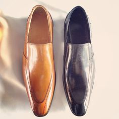 Light Brown Slip on shoes