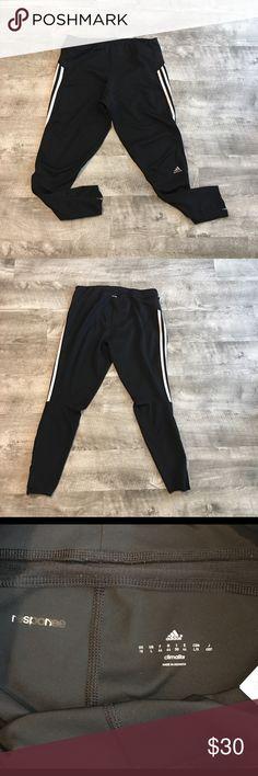 ffac791783af70 Adidas Response tights women's size L Adidas Response tights women's size L  with wear and piling