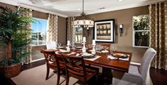 formal dining rooms elegant decorating ideas - Google Search