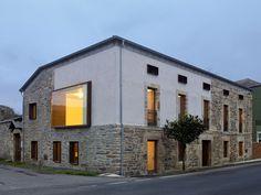 House Refurbishment in Baralla / OLAestudio