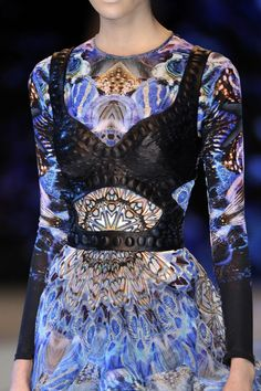 alexander mcqueen  spring '12 | Keep the Glamour | BeStayBeautiful