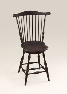 Colonial Style Barstool. Great!