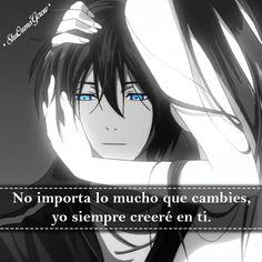 No importa #ShuOumaGcrow #Anime #Frases_anime #frases