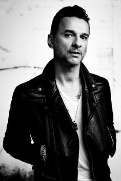 Dave Gahan handsome as always