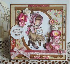 My Crafty Cupboard: Sarah Kay Saturday