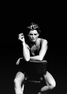 Carre Otis (Photography by Peter Lindbergh)