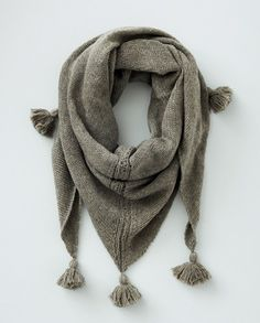 scarf - poetry