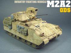 missing-lynx.com - Gallery - Matthew Lim's US M2A2 in Operation Desert Storm