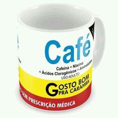 #Café * #Coffee ☆ #Xícaras / #Canecas com #design #decor #criativas ☆