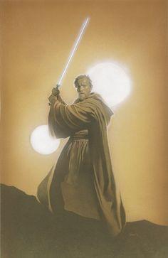 Obi-Wan Kenobi on Tatooine