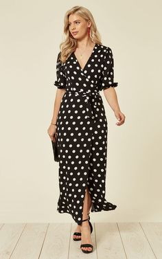 9c1860667d23 Topshop Austin Floral Daisy Print Angel Sleeve Midi Dress | Shopping ...