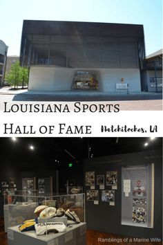 Louisiana Sports Hal