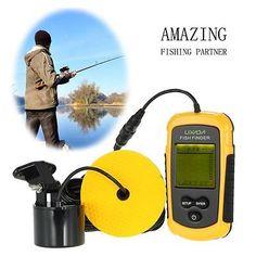 Fishing Depth Sounder Transducer
