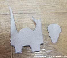 휴지심 재활용 공룡 만들기 Diy And Crafts